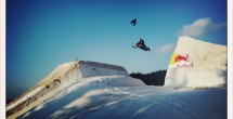 I spend last week from friday to thursday at Rogla Ski Resort where we were filming Red Bull Double Air project. Marko Grilc, the best snowboarder in Slovenia, will jump […]